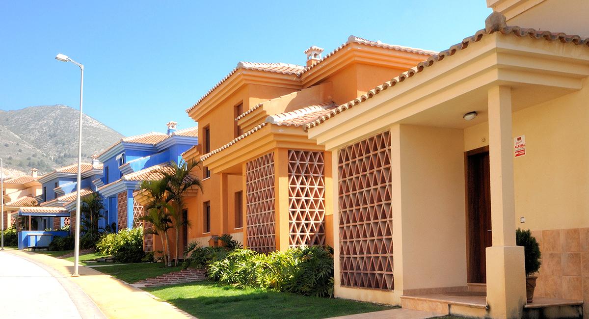 Недвижимость в испании на южном побережье
