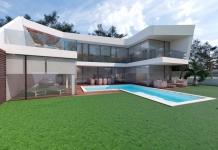Дом в Альтее, Коста Бланка, 1046 м2