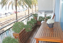 Квартира в Бадалоне, Барселонес, 115 м2
