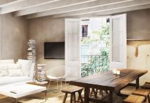 Квартира в Барселоне, район Борн, от 108 м2