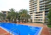 Квартира в Барселоне, район Диагональ Мар, 120 м2