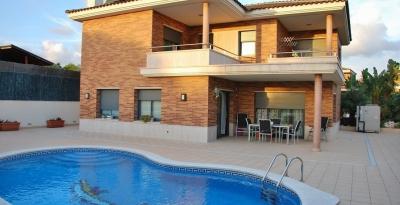Дом в Калафеле, Коста Дорада, 370 м2