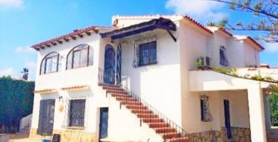 Дом в Кальпе, Коста Бланка, 243 м2