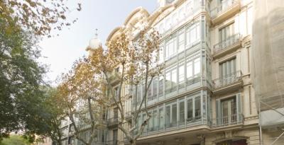 Квартира в Барселоне, район Эшампле, 70 м2