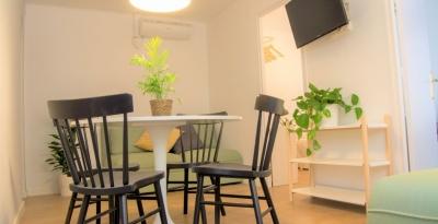 Квартира в Барселоне, район Раваль, 45 м2